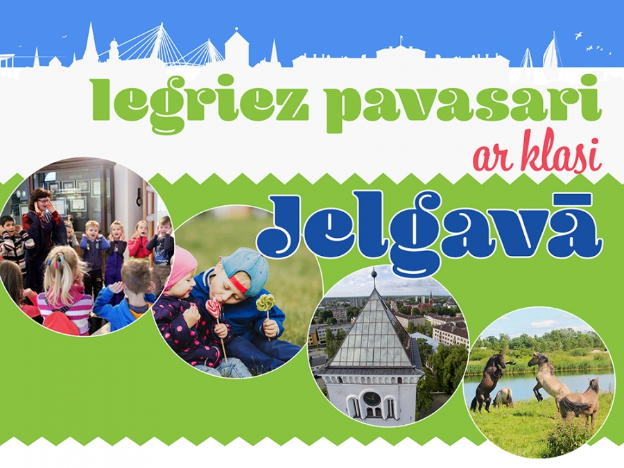Tours for students in Jelgava and the surrounding are