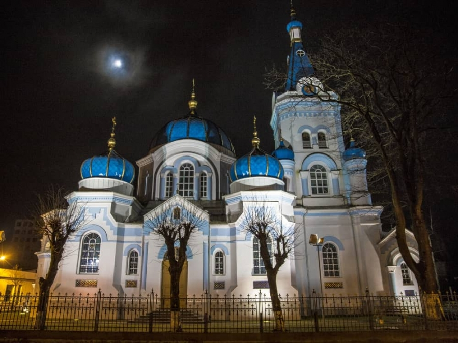 St. Simeon's and St. Anna's Orthodox Cathedral