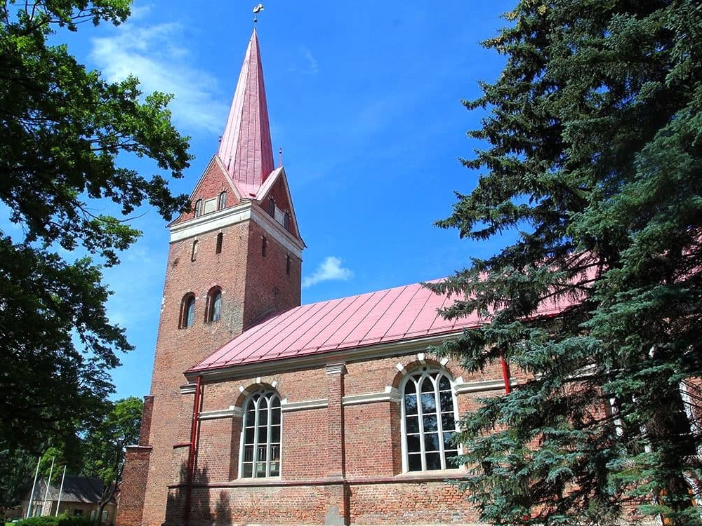 St. Anna's Lutheran Cathedral