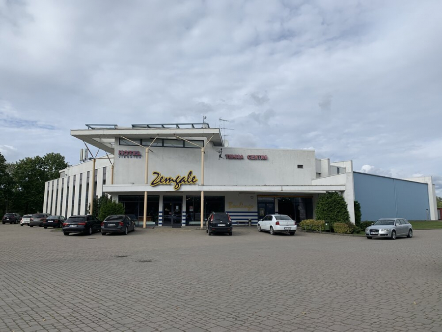 "Recreation and Sports centre ""Zemgale"""