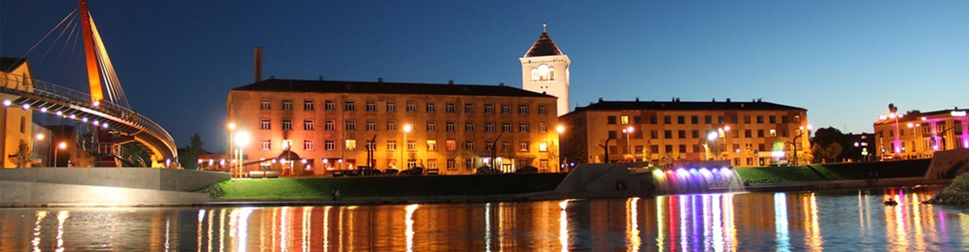Jelgavas panorāmas ainavas